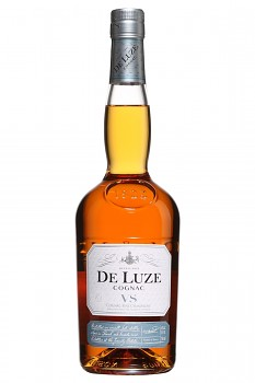 DE LUZE VS COGNAC 40% 0,7l (holá láhev)