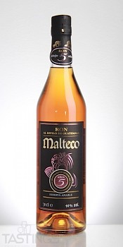 MALTECO  5Y 40% 0,7l (holá láhev)