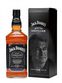 JACK DANIELS MASTER No.6 0,7l 43%obj.L.E
