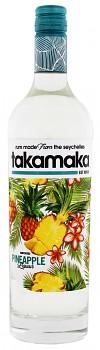 TAKAMAKA PINEAPPLE LICOR 0,7l 25%obj.