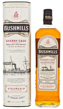 BUSHMILLS SHERRY CASK 1l 40%obj.