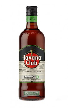 HAVANA CLUB PROFESIONAL ED.D 40% 0,7l