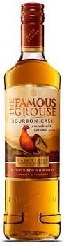 FAMOUS GROUSE BOURBON CASK 40% 1l