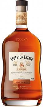 APPLETON RESERVE 8Y 43% 0,7l NEW