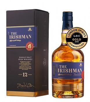 THE IRISHMAN 12Y 0,7l 43%obj