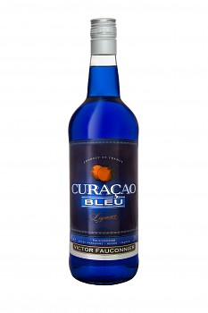BLUE CURACAO FAUCONNIER 20% 1l